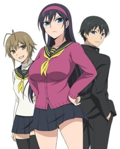 Заблуждение сестры ОВА / Ane Log OVA [02 из 03]