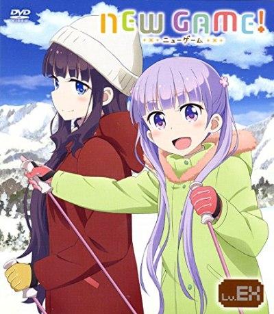 New Game! OVA / Новая игра: Поездка на лыжный курорт [2017]