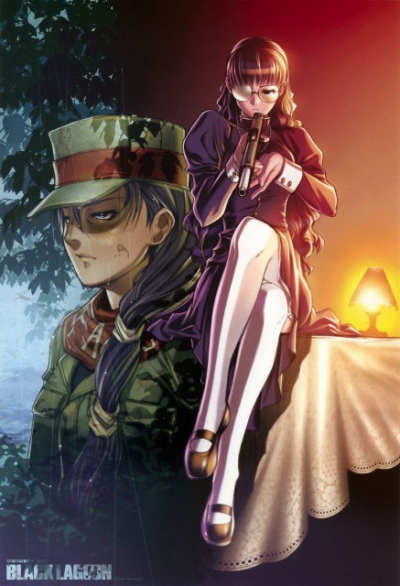 Пираты «Черной лагуны» OVA / Black Lagoon: Roberta's Blood Trail [2010]