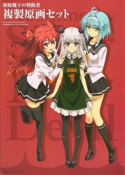 Новый завет Владыки тьмы, моей сестры / Shinmai Maou no Testament  [OVA]