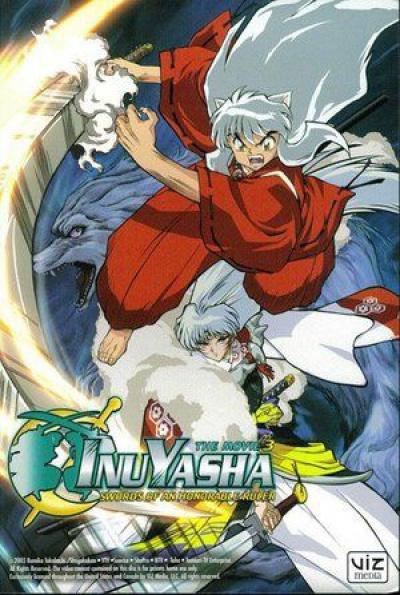 Инуяша: Меч, покоряющий мир / Inuyasha: Tenka Hadou no Ken [Movie-3]
