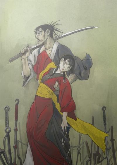 Клинок бессмертного (2019) / Mugen no Juunin: Immortal [01 из 24]