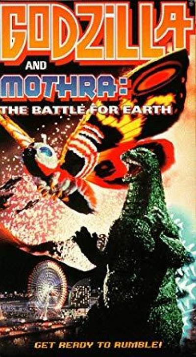Годзилла против Мотры: Битва за Землю / Godzilla and Mothra: The Battle for Earth