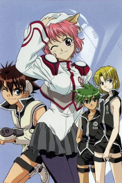 Кандидат для Богини OVA / Megami Kouhosei OVA