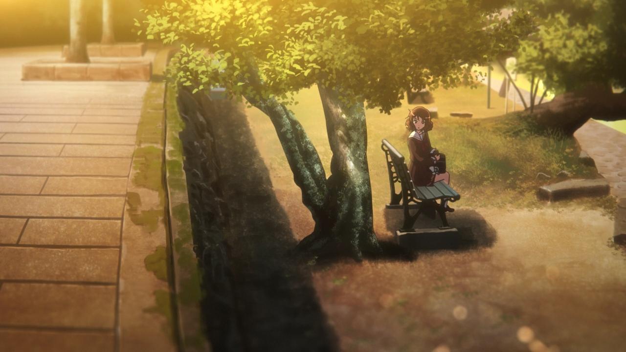Скриншот *Играй, эуфониум! (фильм) / Gekijouban Hibike! Euphonium [Movie] (2016)*