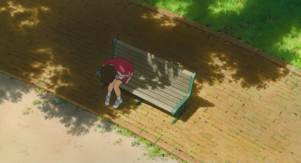 Скриншот *Воспоминания о Марни / Omoide no Marnie (2014)*