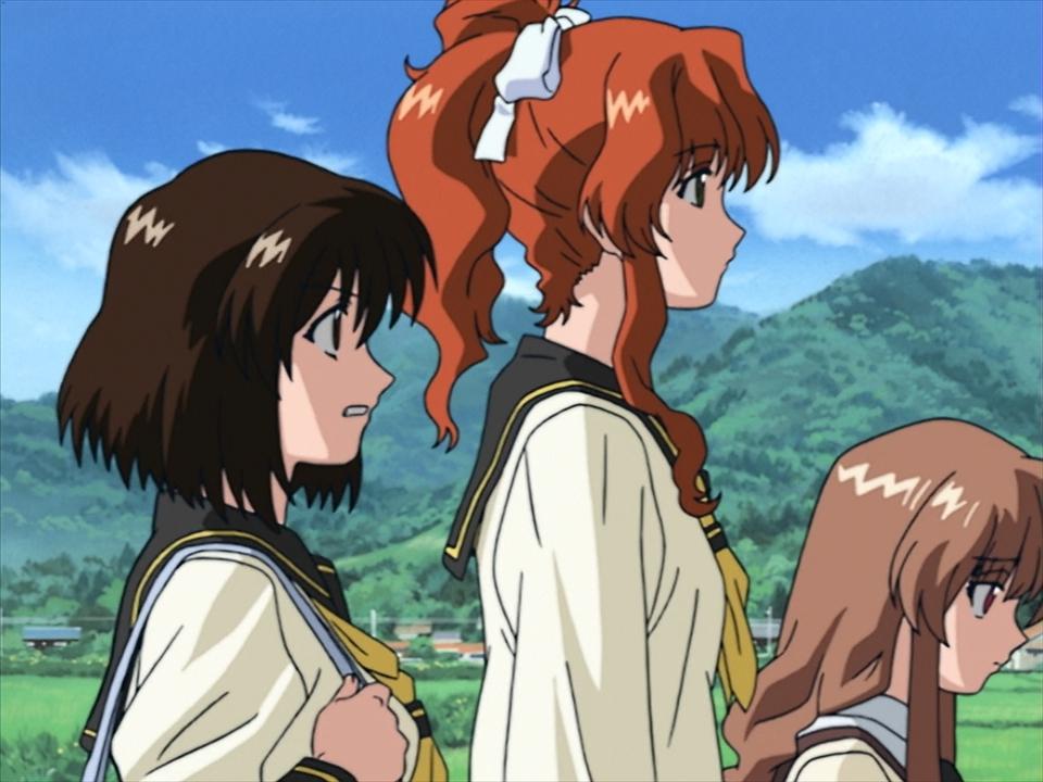 Скриншот *Пожалуйста! Учитель / Onegai Teacher [Серия 1-12 из 12 + OVA] 2002*