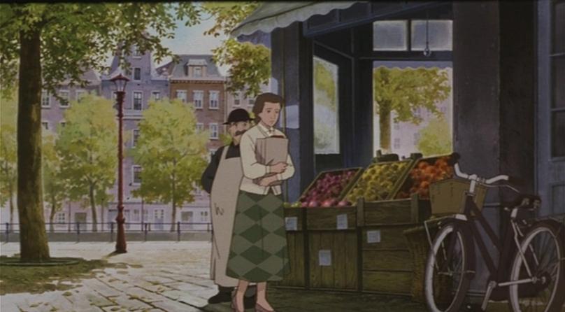 Скриншот *Дневник Анны Франк / Anne No Nikki (1995)*