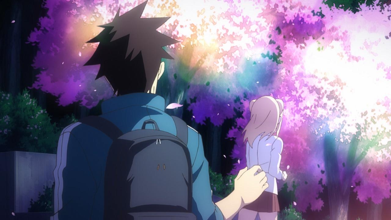 Скриншот *Бок о бок с полулюдьми / Demi-chan wa Kataritai (2017) [1-12 из 12 + OVA]*
