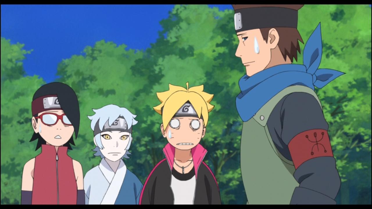 Скриншот *Боруто (фильм) / Boruto: Naruto the Movie (2015)*