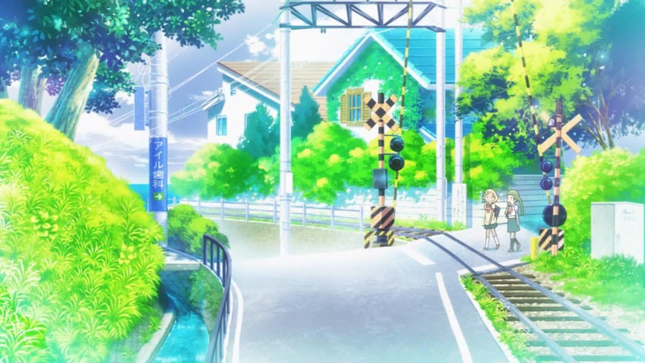 Скриншот *Вкуснятина по-итальянски / Piace: Watashi no Italian [Сезон 1, Серия 1-12 из 12] 2017*