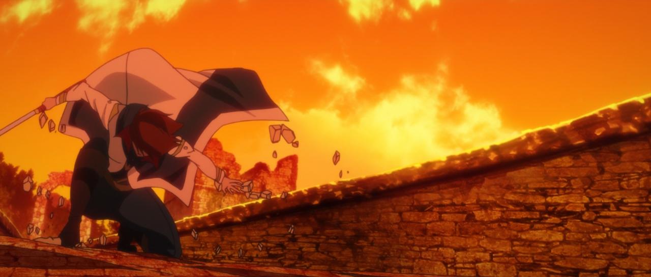 Скриншот *Гаро: Божественное пламя / Garo: Divine Flame (2016)*