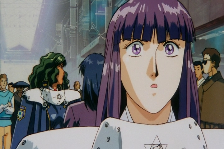 Скриншот *Молчаливый Мобиус Фильм-2 / Silent Mobius Movie-2 (1992)*