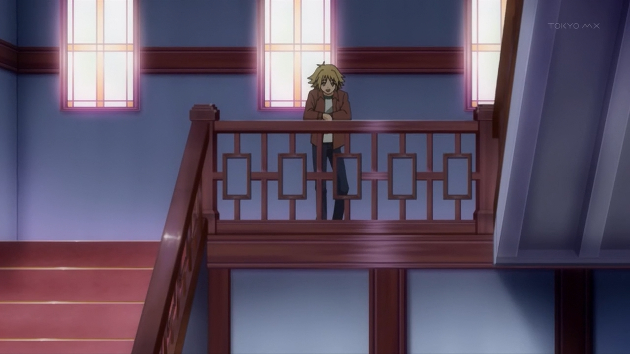 Скриншот *Плач Асуры / Asura Cryin' [Сезон 1, Серия 1-13 из 13] 2009*