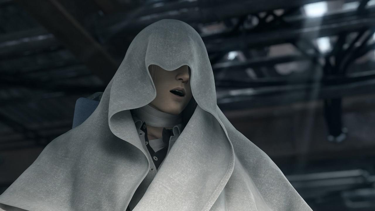 Скриншот *Последняя Фантазия 7: Дети Пришествия / Final Fantasy VII Advent Children Complete (2005)*