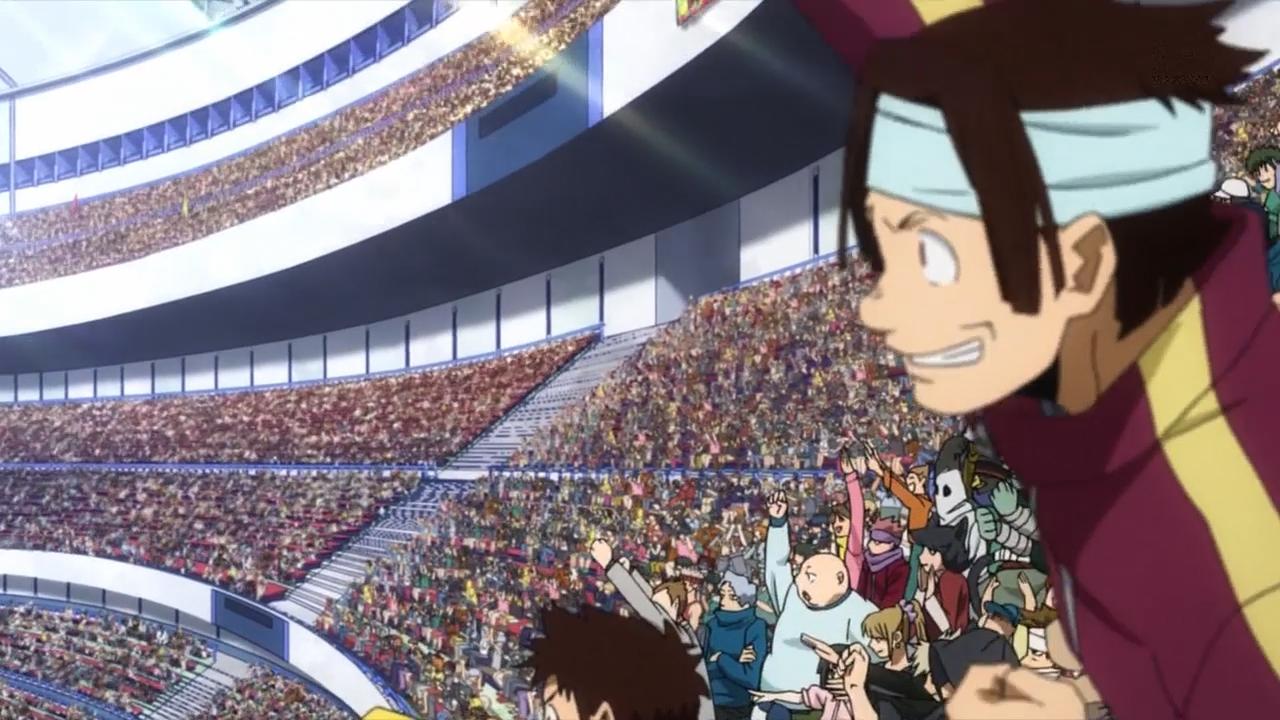 Скриншот *Моя геройская академия ТВ-2 / Boku no Hero Academia TV-2 [Сезон 2, Серия 1-25 из 25] 2017*