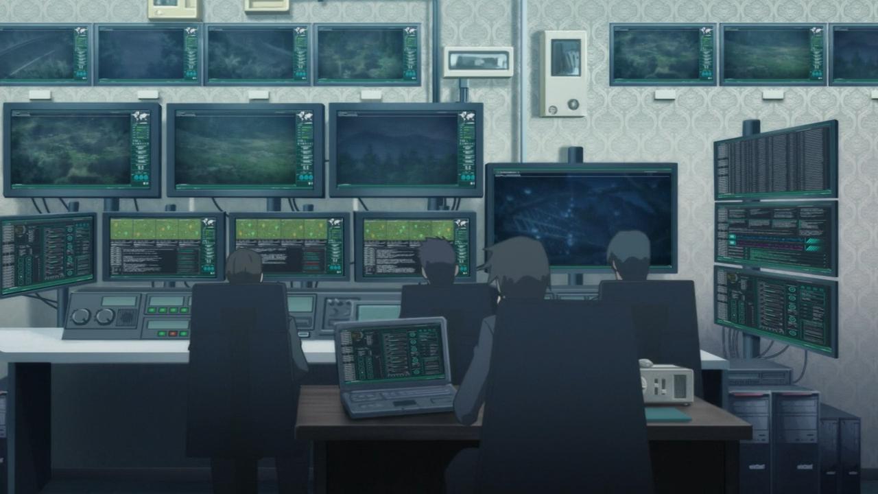 Скриншот *Алиса и Зороку / Alice to Zouroku [Сезон 1, Серия 1-12 из 12] 2017*