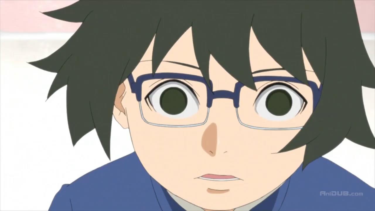 Скриншот *Боруто: Новое Поколение / Boruto: Naruto Next Generations [Сезон 1, Серия 1-24 из ххх] 2017 | 720p*