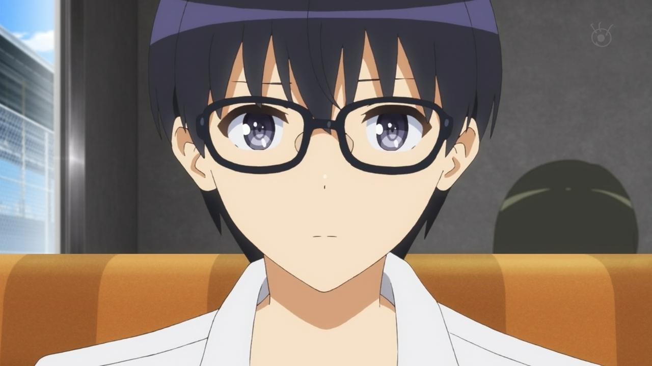 Скриншот *Как создать скучную героиню / Saenai Heroine no Sodatekata [Сезон 2, Серия 1-11 из 11] 2017*