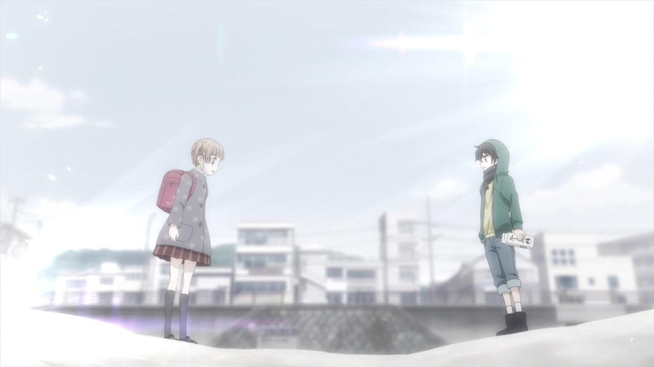 Скриншот *Не скрывая крик / Fukumenkei Noise [Сезон 1, Серия 1-12 из 12] 2017*