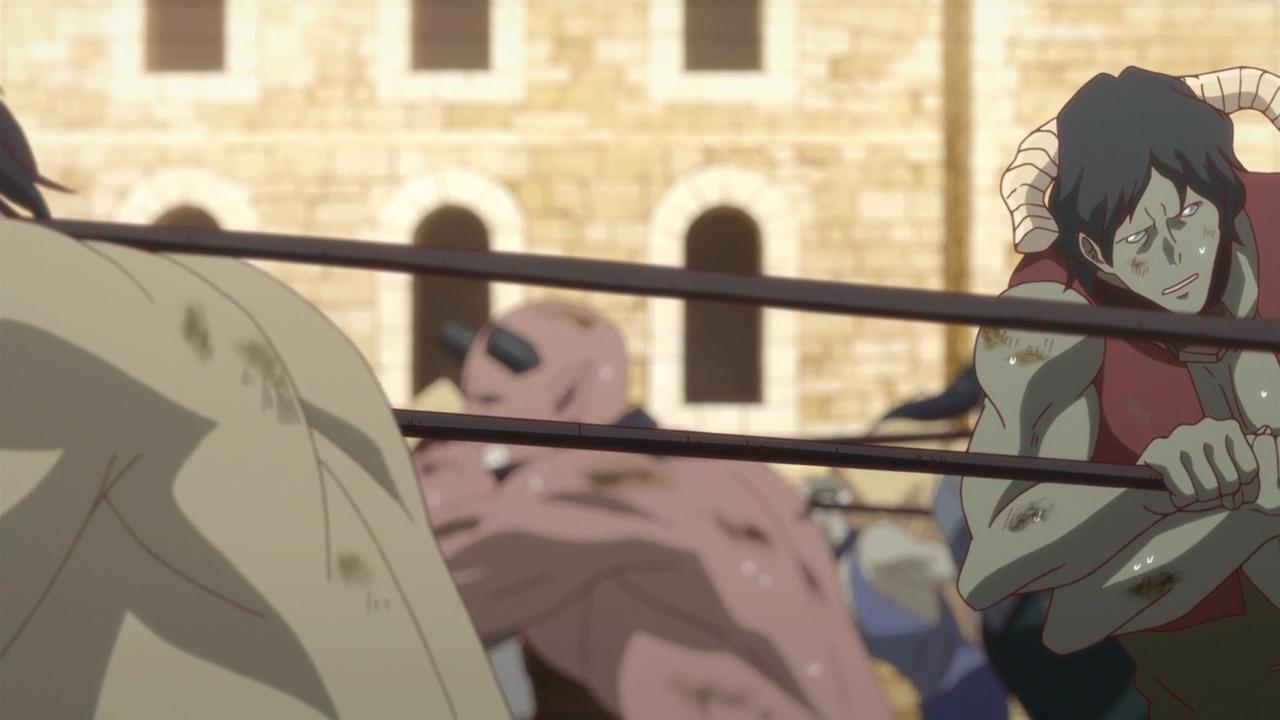 Скриншот *Ярость Бахамута: Невинная душа / Shingeki no Bahamut: Virgin Soul (2017) [1-24 из 24]*