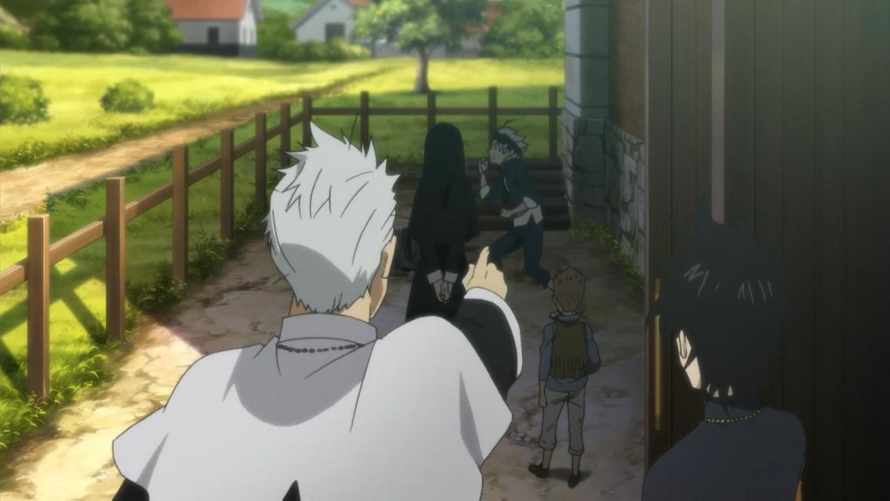 Скриншот *Черный Клевер / Black Clover [Сезон 1, Серия 1-62 из 64] 2017*