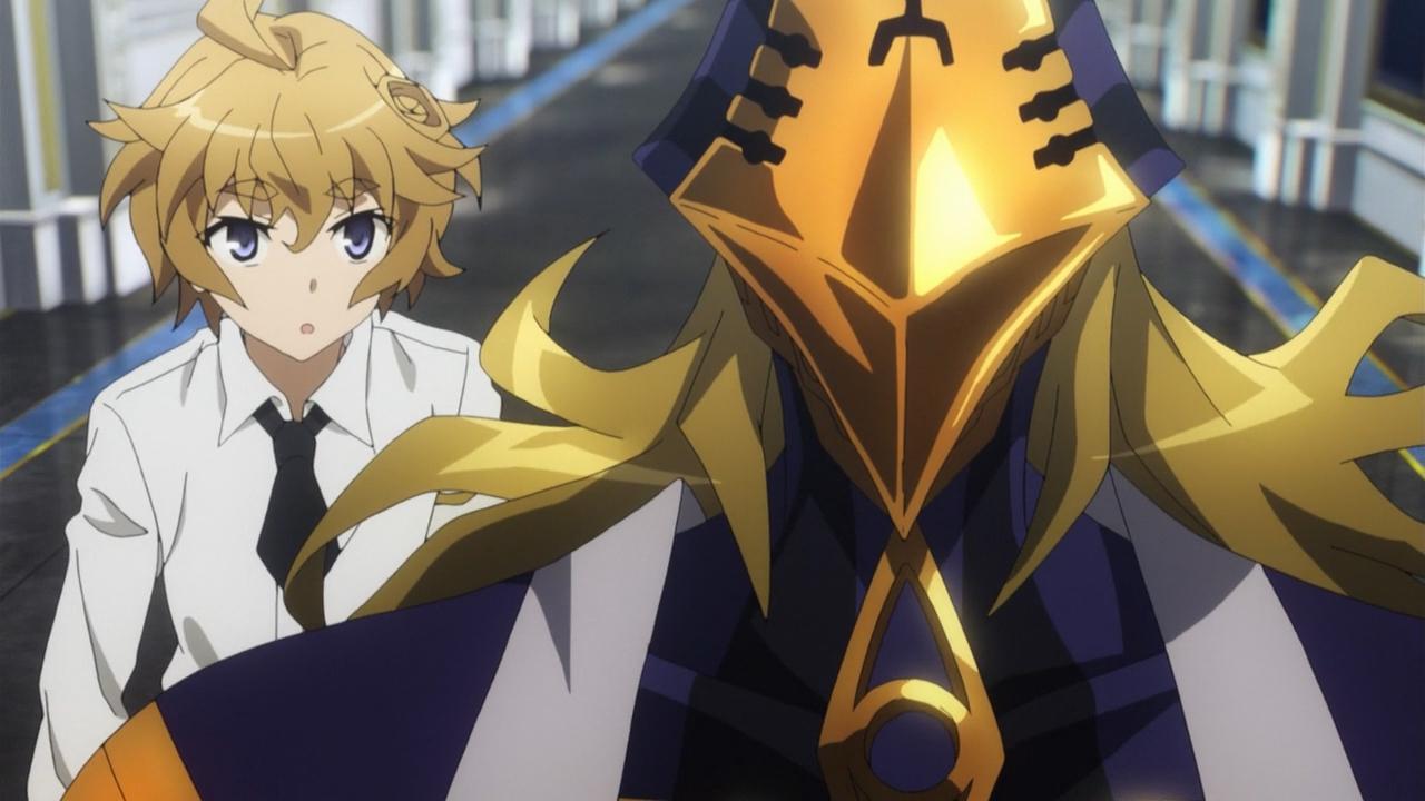 Скриншот *Судьба: Апокриф / Fate/Apocrypha [Серия 1-25 из 25] 2017*