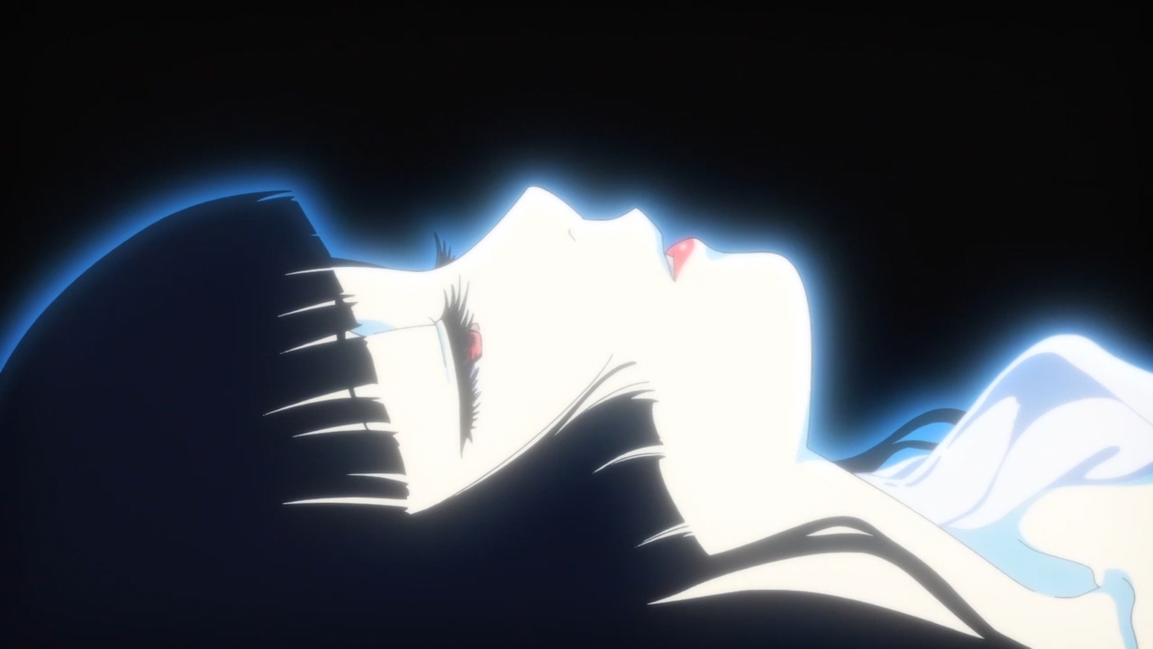 Скриншот *Адская девочка: Разговоры в сумерках / Jigoku Shoujo: Yoi no Togi [Сезон 1, Серия 1-12 из 12] 2017*