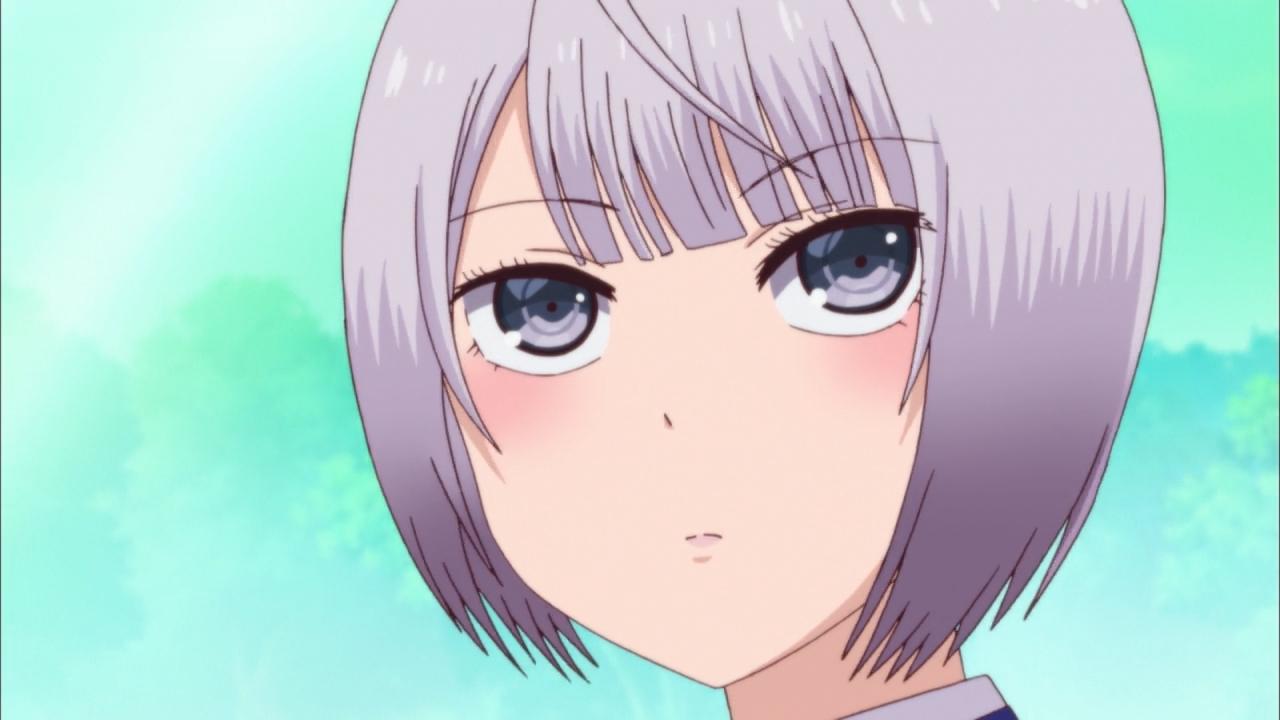 Скриншот *Моя девушка девственна, но извращенка до мозга костей / Boku no Kanojo ga Majime Sugiru Shobitch na Ken [Сезон 1, Серия 1-10 из 10 ] 2017*