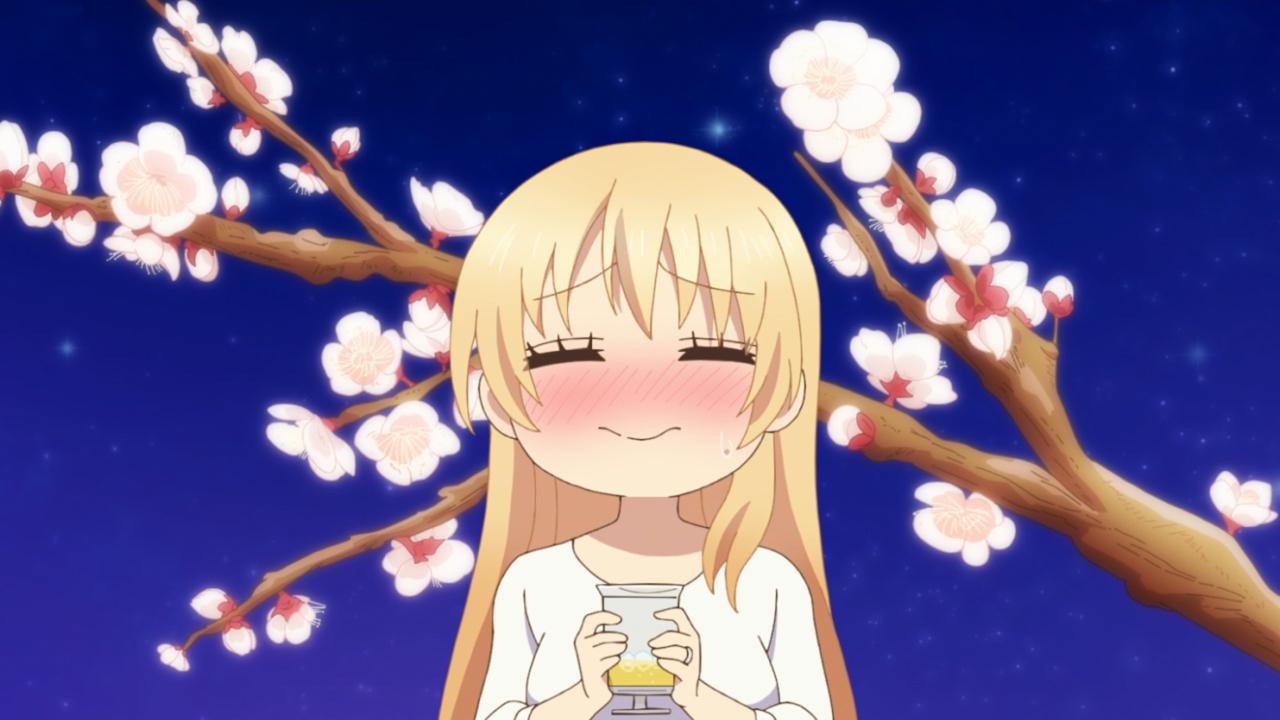 Скриншот *Алкоголь для супружеской пары / Osake wa Fuufu ni Natte kara [Сезон 1, Серия 1-13 из 13] 2017*