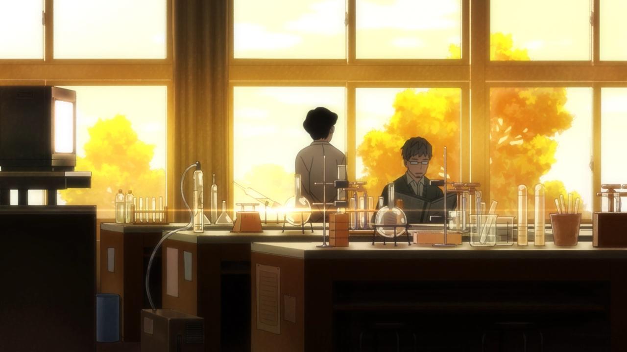 Скриншот *Март приходит подобно льву 2 / 3-gatsu no Lion 2 [Сезон 2, Серия 1-22 из 22] 2017*