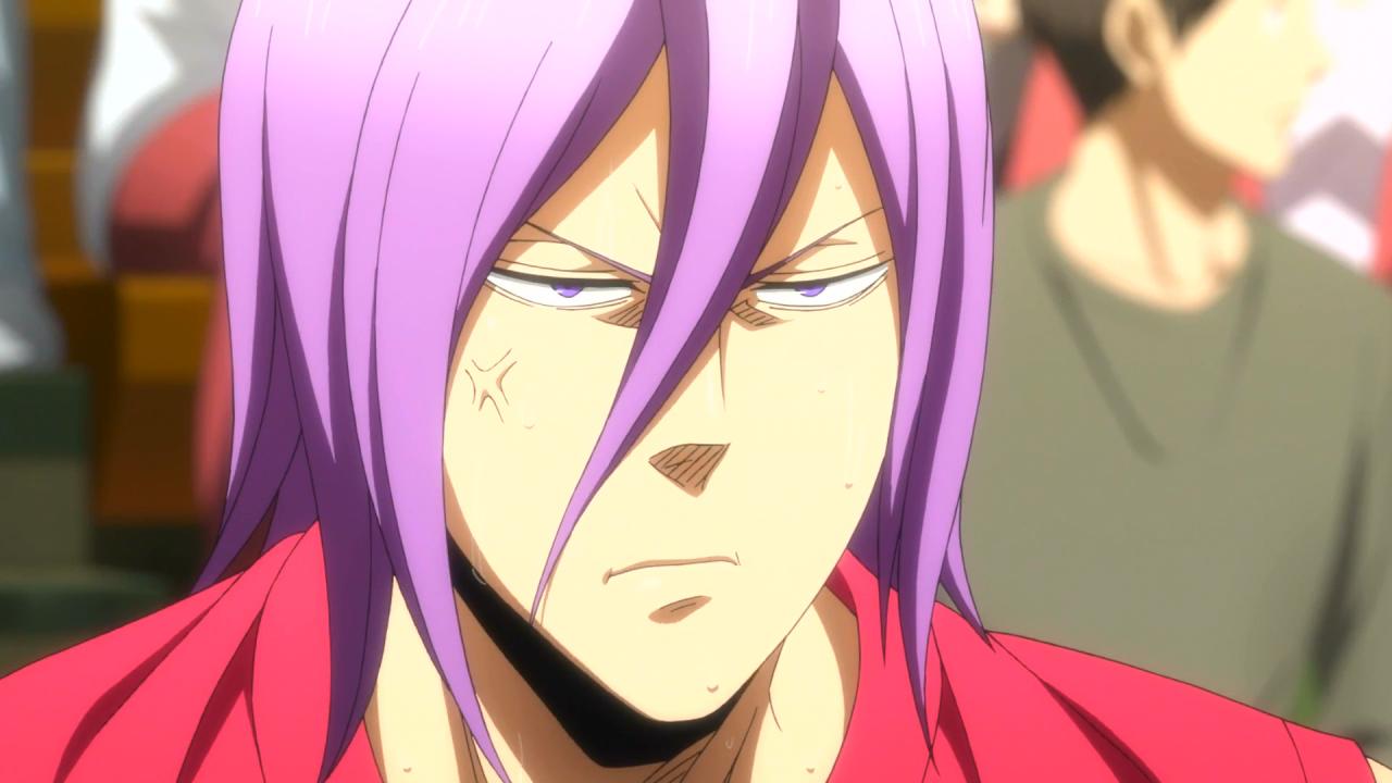 Скриншот *Баскетбол Куроко: Последняя игра / Gekijouban Kuroko no Basuke: Last Game (2017)*