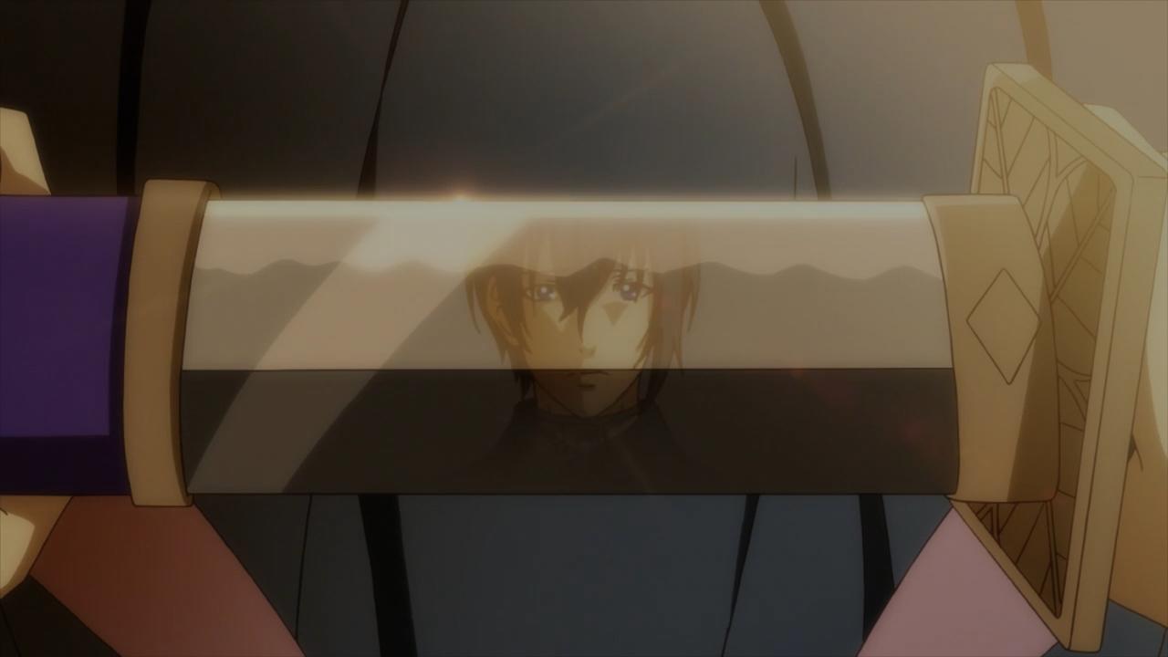 Скриншот *Крошка Тайсё / Taishou Mebiusline: Chicchai-san [Сезон 1, Серия 1-12 из 12] 2017*