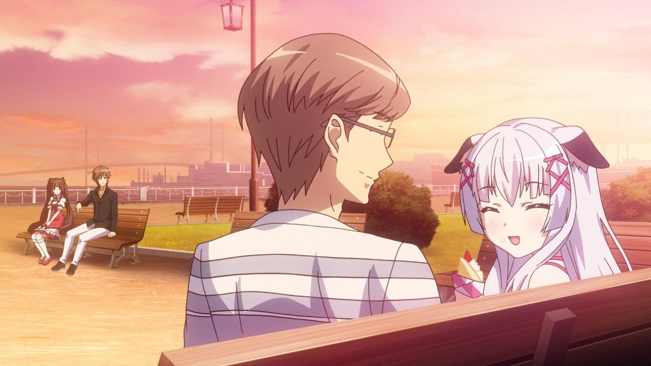 Скриншот *Кошачий рай / NEKOPARA (2017) OVA*