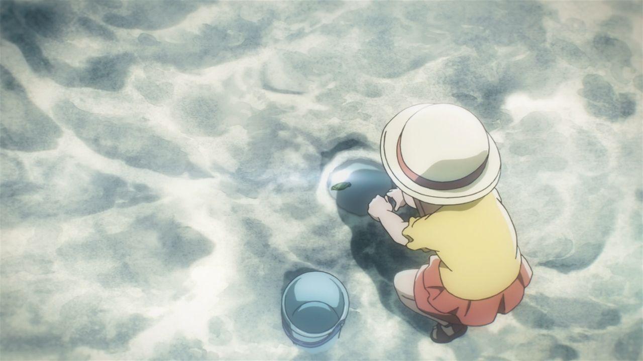Скриншот *Место за пределами вселенной / Sora Yori mo Tooi Basho [Сезон 1, Серия 1-13 из 13] 2018*