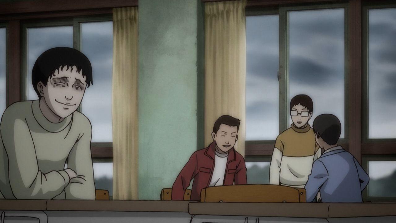 Скриншот *Коллекция Джунджи Ито / Ito Junji Collection [Сезон 1, Серия 1-12 из 12] 2018*