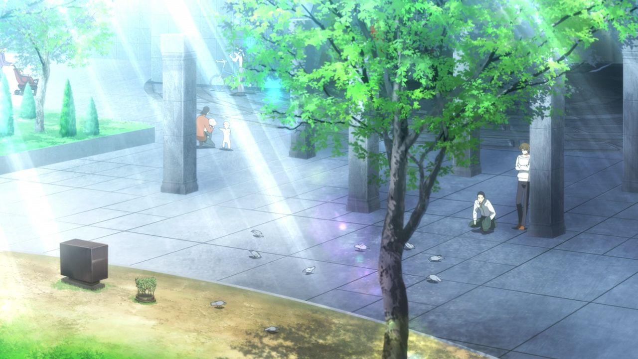Скриншот *Свиной рамэн из Хакаты / Hakata Tonkotsu Ramens [Сезон 1, Серия 1-12 из 12] 2018*
