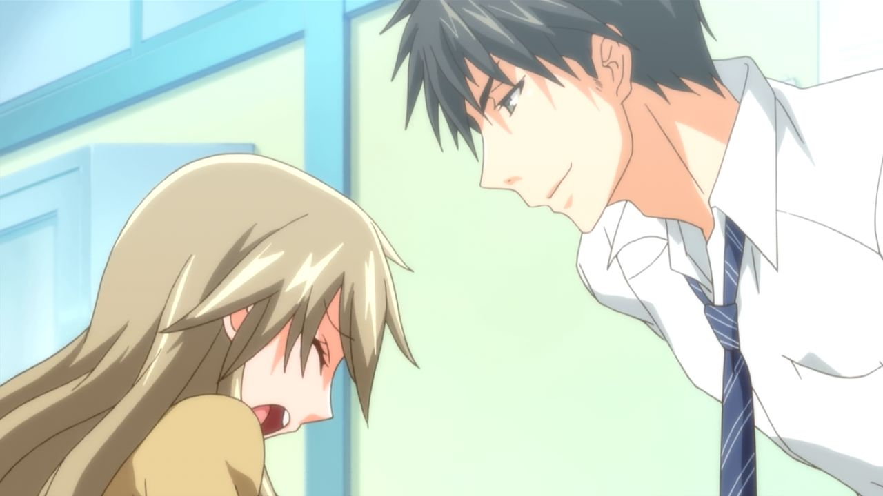Скриншот *25-летняя школьница / 25-sai no Joshikousei [Сезон 1, Серия 1-10 из 12] 2018*