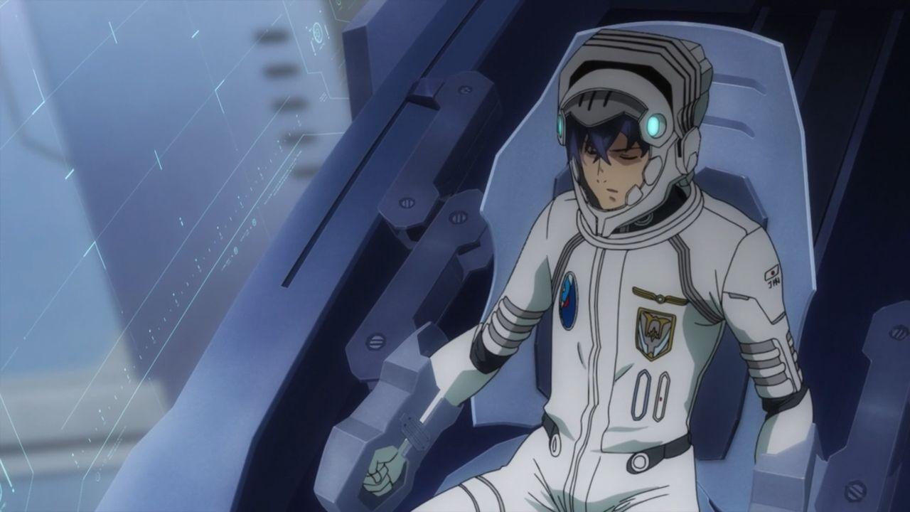 Скриншот *Космический линкор Тирамису / Uchuu Senkan Tiramisu [Сезон 1, Серия 1-13 из 13] 2018*