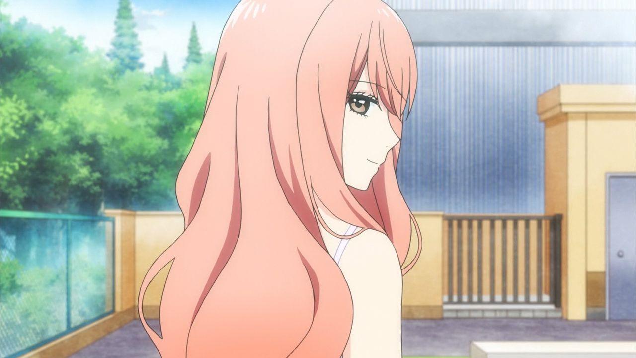 Скриншот *Реальная девушка / 3D Kanojo: Real Girl [Сезон 1, Серия 1-12 из 12] 2018*