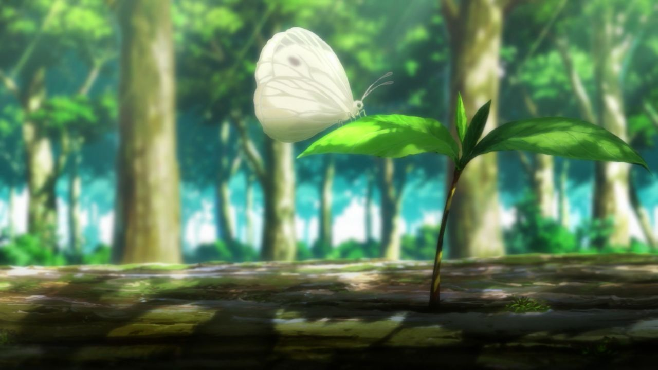 Скриншот *Китаро с кладбища / Gegege no Kitarou [Сезон 1, Серия 1-4 из 51] 2018*