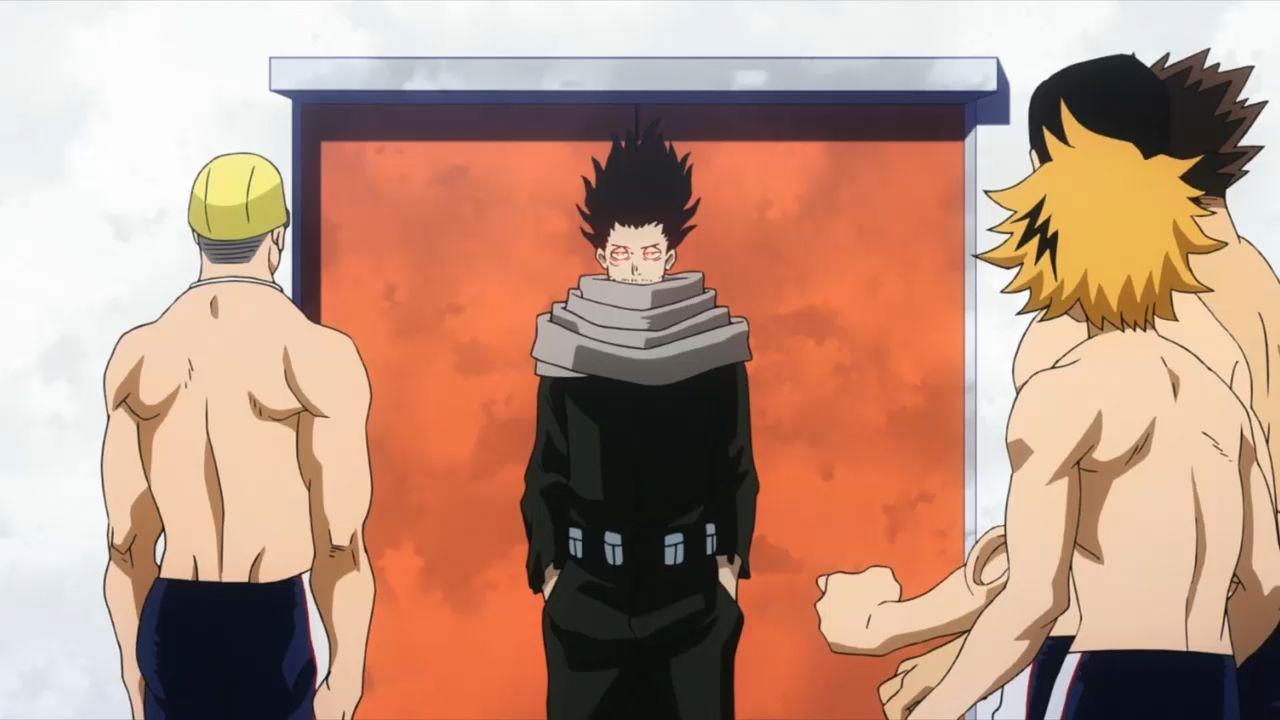 Скриншот *Моя геройская академия 3 / Boku no Hero Academia 3 [Сезон 3, Серия 1-25 из 25] 2018*