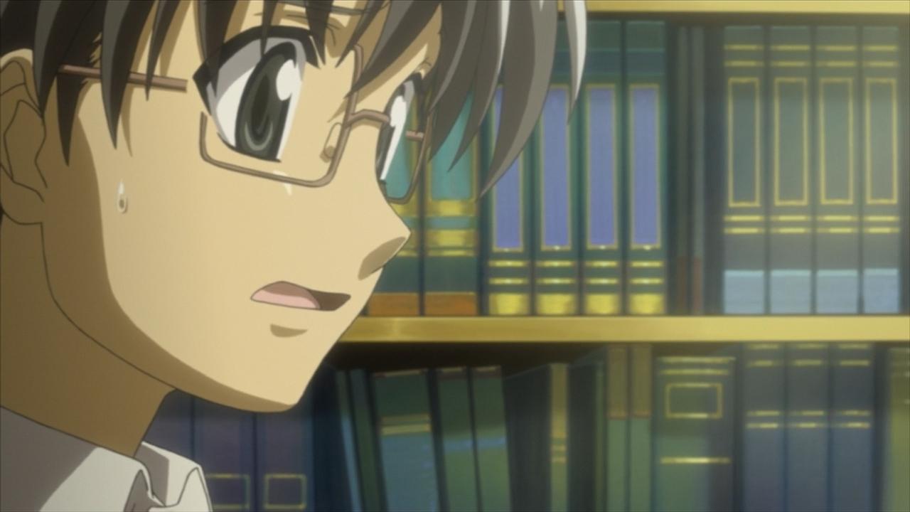 Скриншот *Секрет Харуки Ногидзаки / Nogizaka Haruka no Himitsu [Сезон 1, Серия 1-12 из 12] 2008*