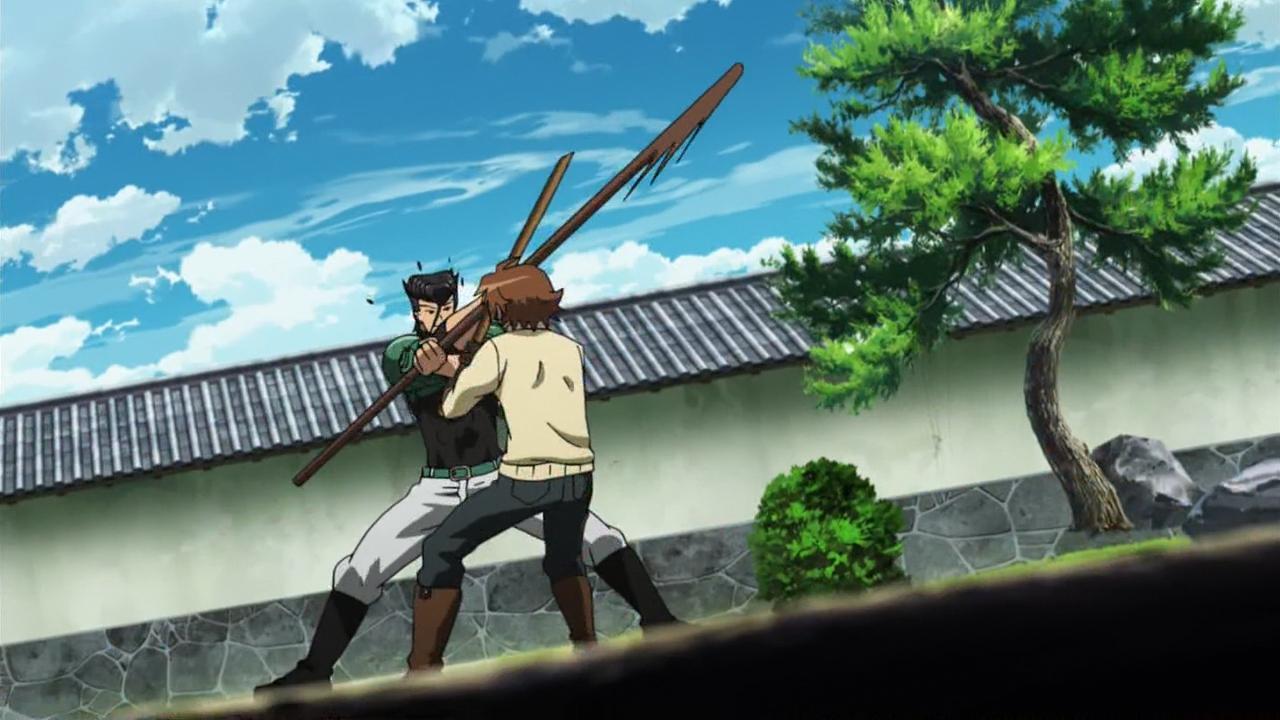 Скриншот *Убийца Акамэ! / Akame ga Kill! (Сезон 1, Серия 1-24 (24)) (2014)*
