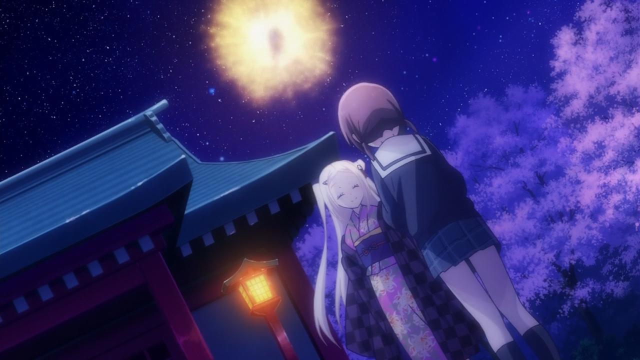 Скриншот *Ханаямата / Hanayamata (Сезон 1, Серия 1-12 (12)) [2014]*