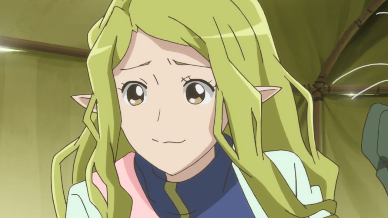Скриншот *Логин Горизонт / Log Horizon [Сезон 2, Серия 1-25 из 25] 2014*
