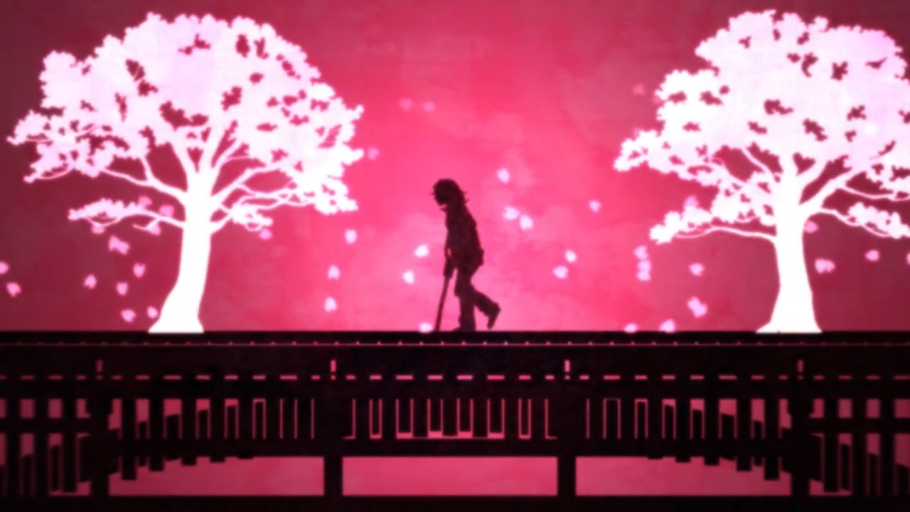 Скриншот *История цветов / Hanamonogatari (2014)*