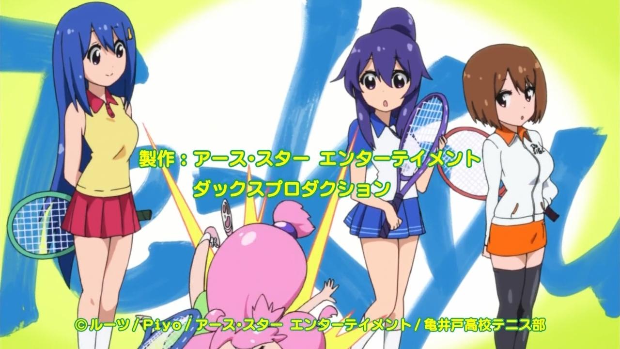 Скриншот *Дети цветов 4 / Teekyuu 4 [Сезон 4, Серия 1-12 из 12 + 2 OVA] 2015*