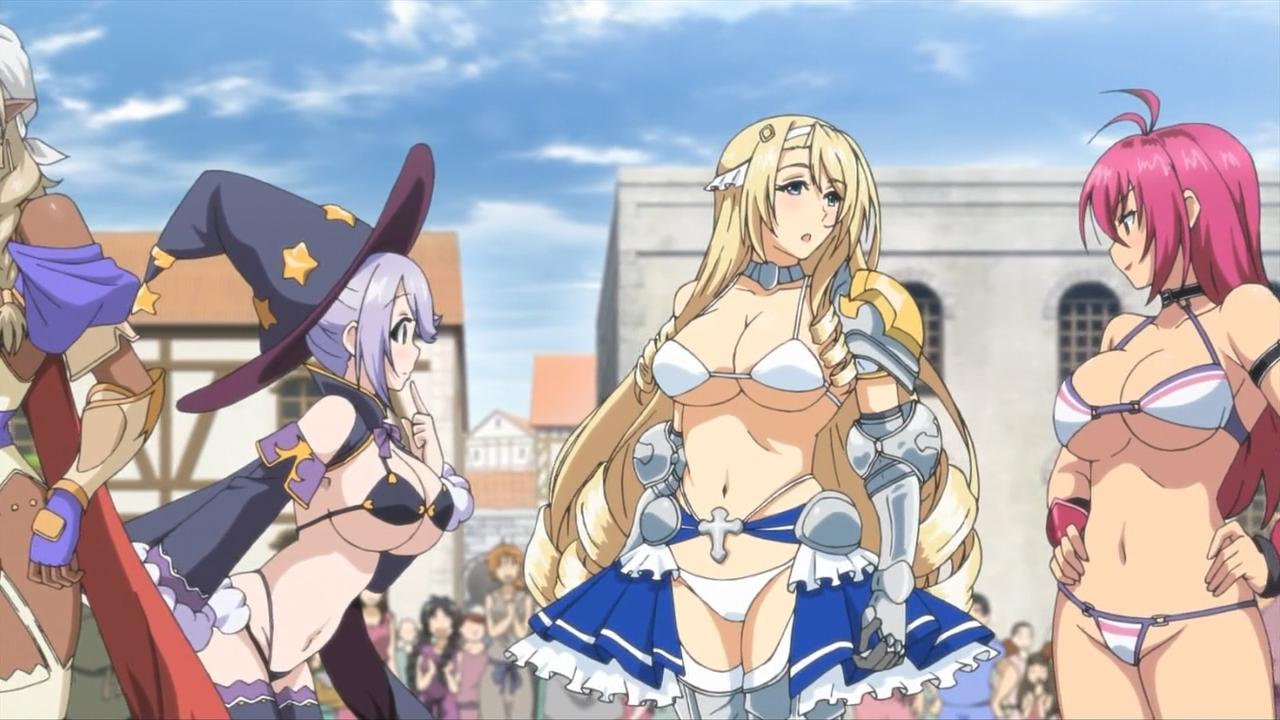 Скриншот *Воительницы в бикини / Bikini Warriors [Сезон 1, Серия 1-13 из 13] 2015*
