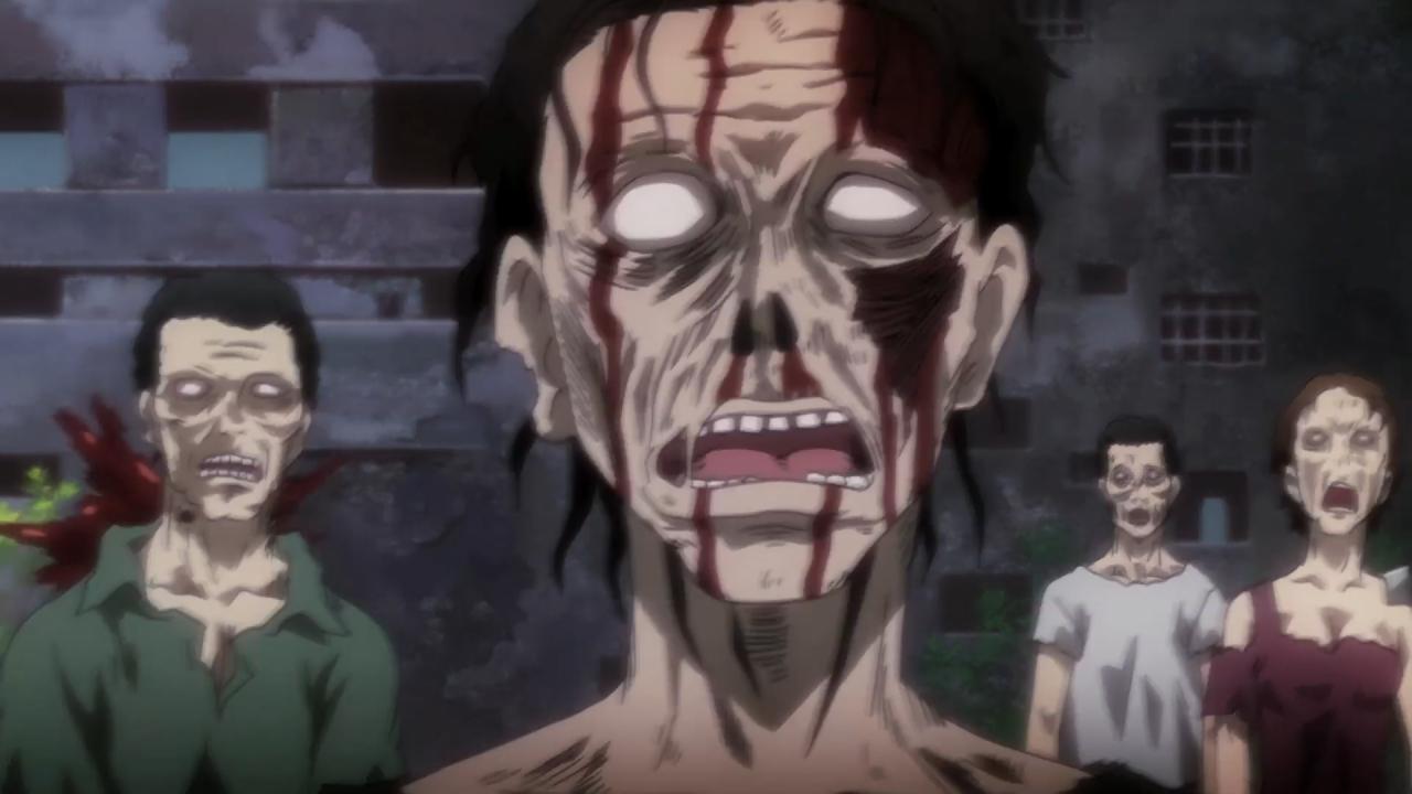 Скриншот *Двуличная сестрёнка Умару / Himouto! Umaru-chan [Сезон 1, Серия 1-12 из 12 + 12 SP] 2015*